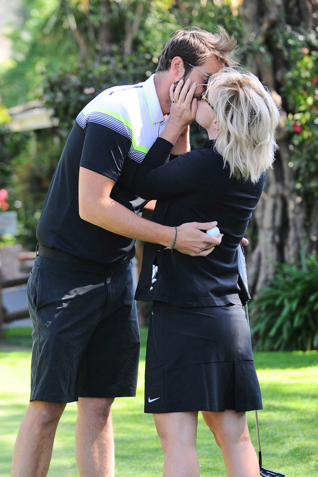 Jennie Garth, David Abrams